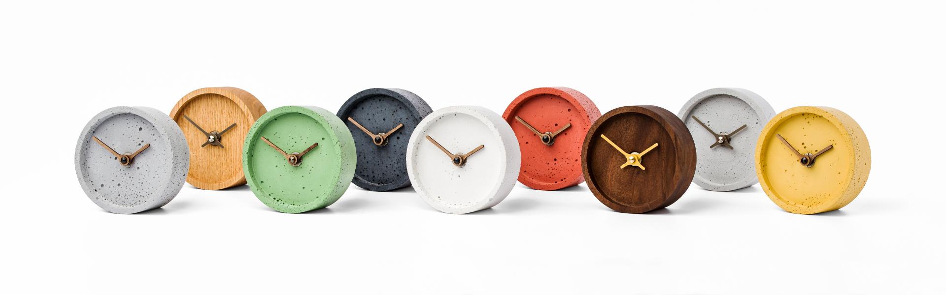 Clockies Touch stolní hodiny