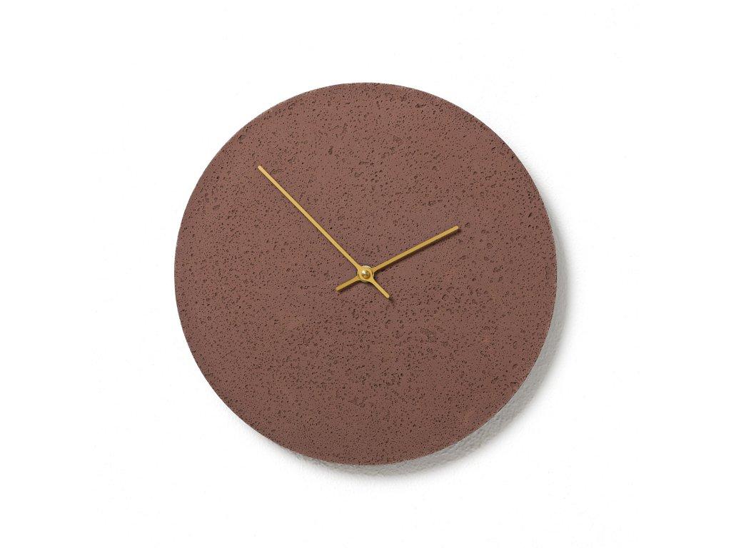CL300506 Betonové hodiny na zeď
