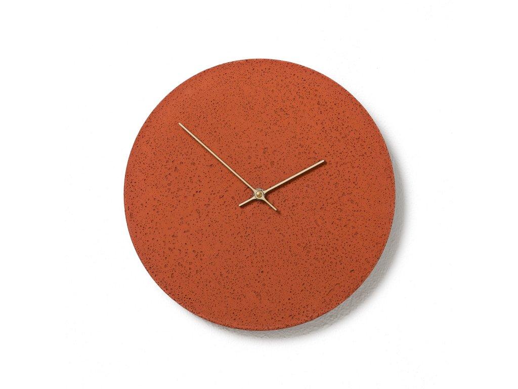 CL300601 Betonové hodiny na zeď