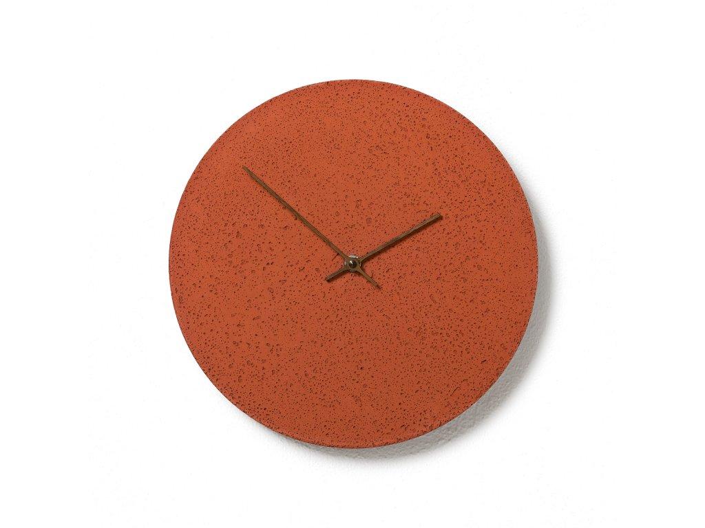 CL300602 Betonové hodiny na zeď