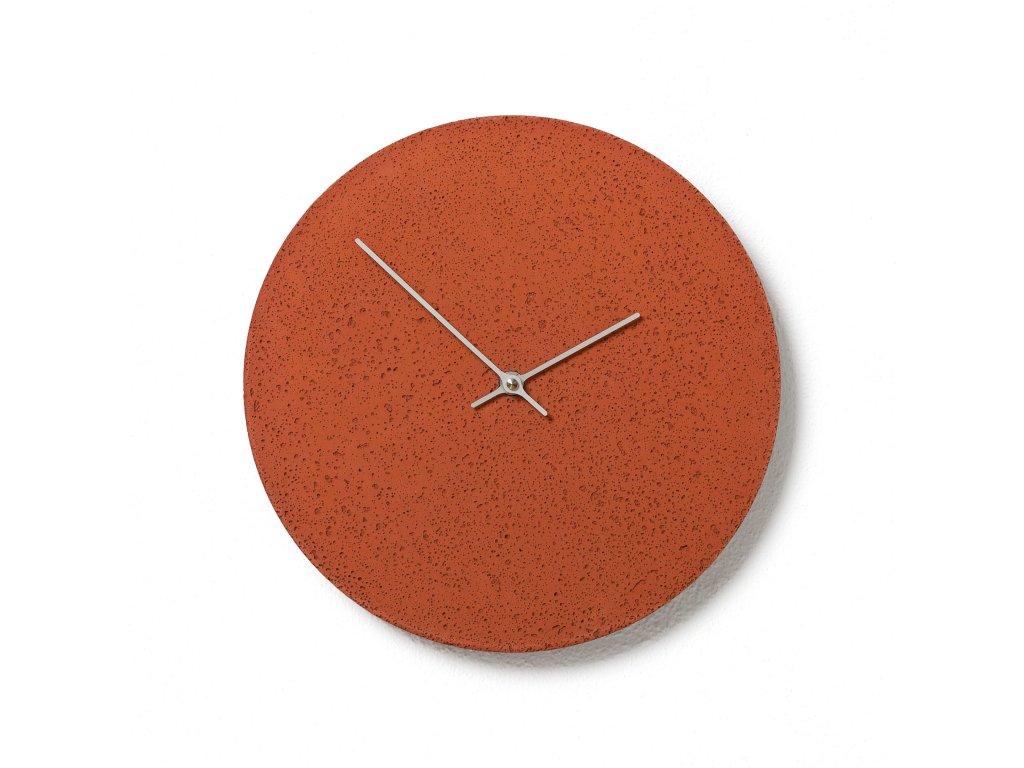 CL300605 Betonové hodiny na zeď