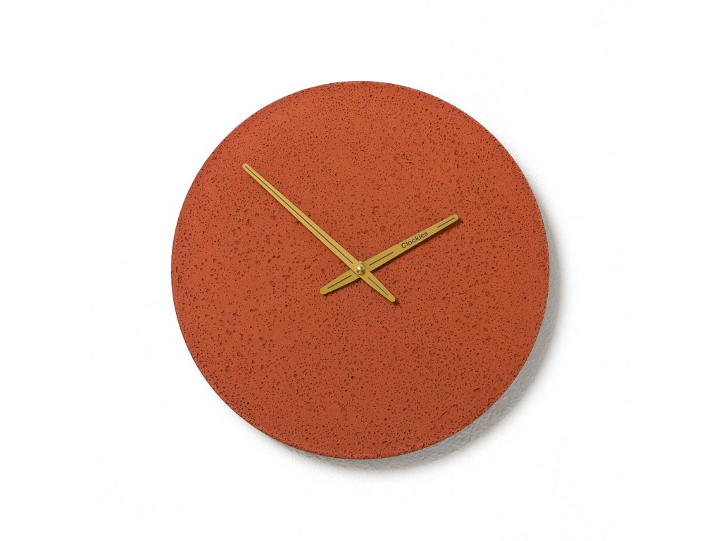 CL300609 Betonové hodiny na zeď
