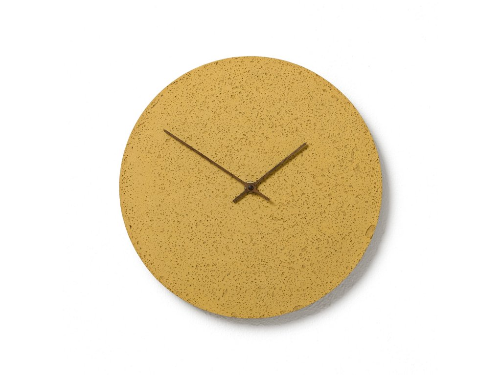 CL300802 Betonové hodiny na zeď