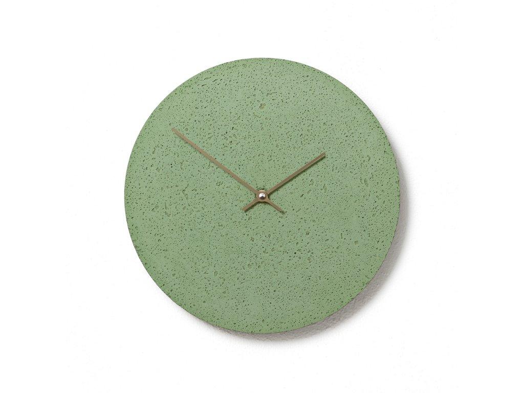 CL300707 Betonové hodiny na zeď