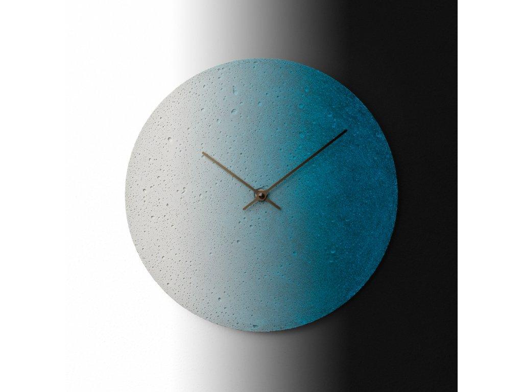 CL303107 Svítící betonové hodiny