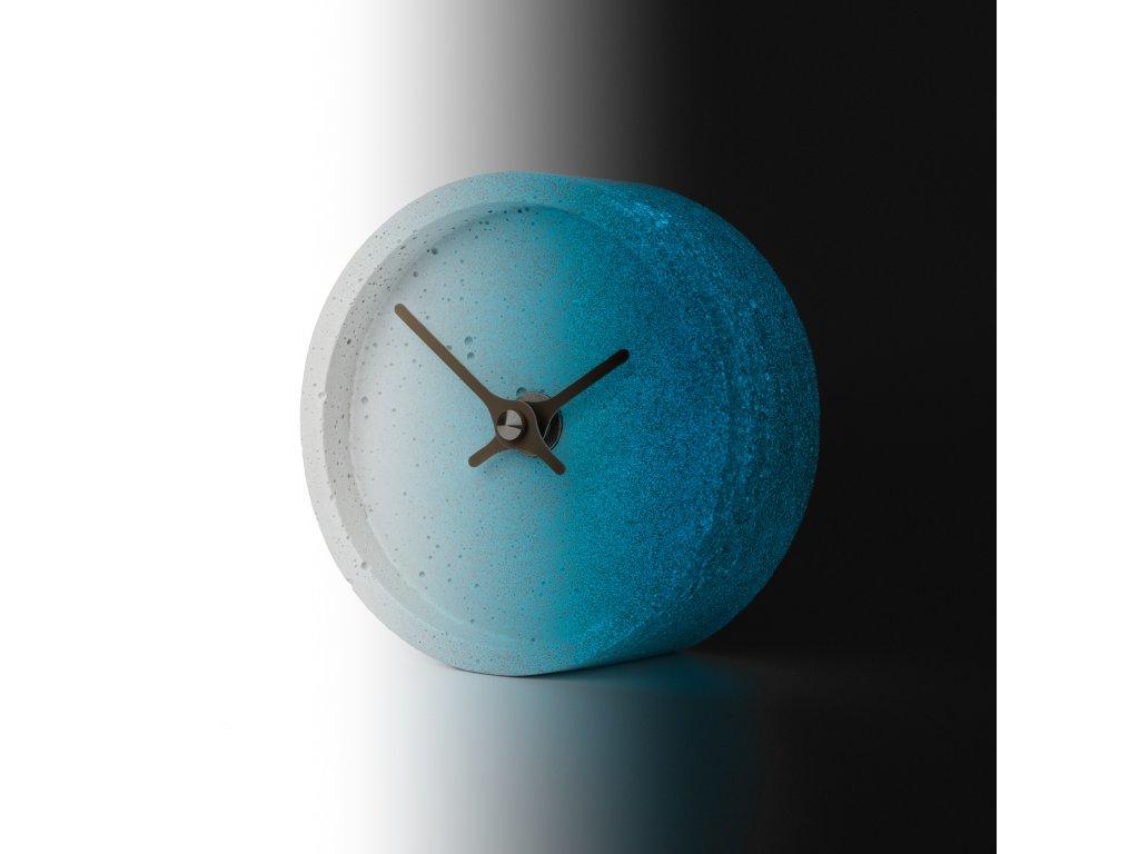 CT103107 Svítící betonové hodiny