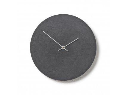 CL300205 Břidlicové hodiny z betonu