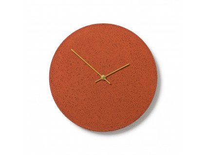 CL300606 Betonové hodiny na zeď