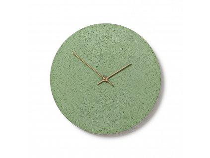 CL300701 Betonové hodiny na zeď