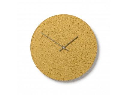 CL300807 Betonové hodiny na zeď