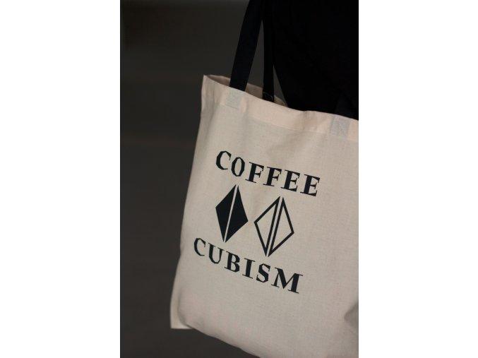 Plátěnka Coffee Cubism