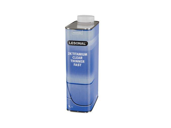 les 2k titanium clear thinner fast 1l