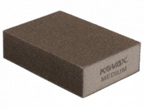 Sandingblock 4sided 9020010 Medium 100x68x25mm 72dpi
