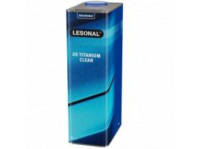 les 2k titanium clear 5l