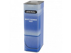 les multi thinner fast 5l 0