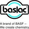 baslac Logo Endorsement Zweizeilig groß schwarz
