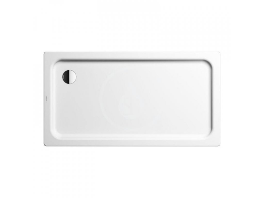 Sprchová vanička Duschplan XXL 424-1, 700x1700 mm, Perl-Effekt, bez polystyrénového nosiče, bílá