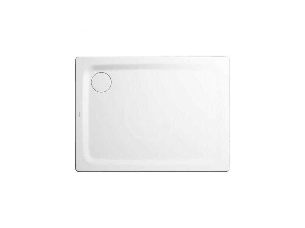 Sprchová vanička Superplan Plus 480-2, 900x1100 mm, Perl-Effekt, polystyrénový nosič, bílá