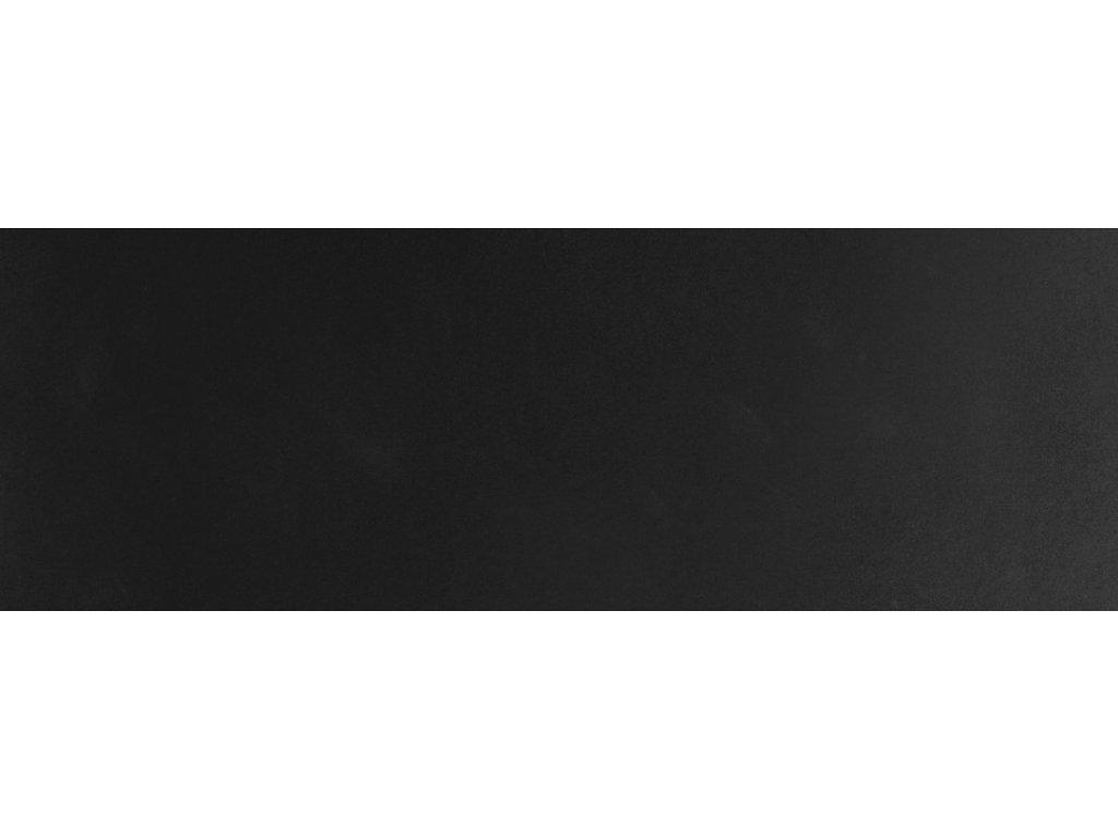 INKA odkladná keramická deska 12x35,5cm, černá mat