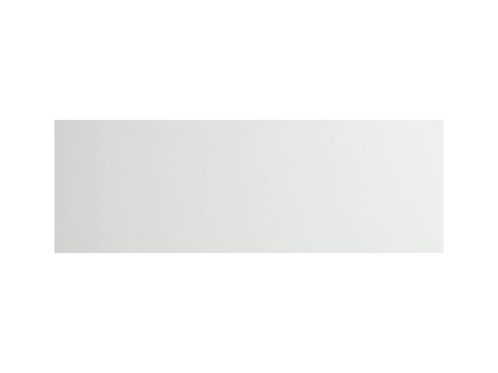 INKA odkladná keramická deska 22x35,5cm, bílá mat