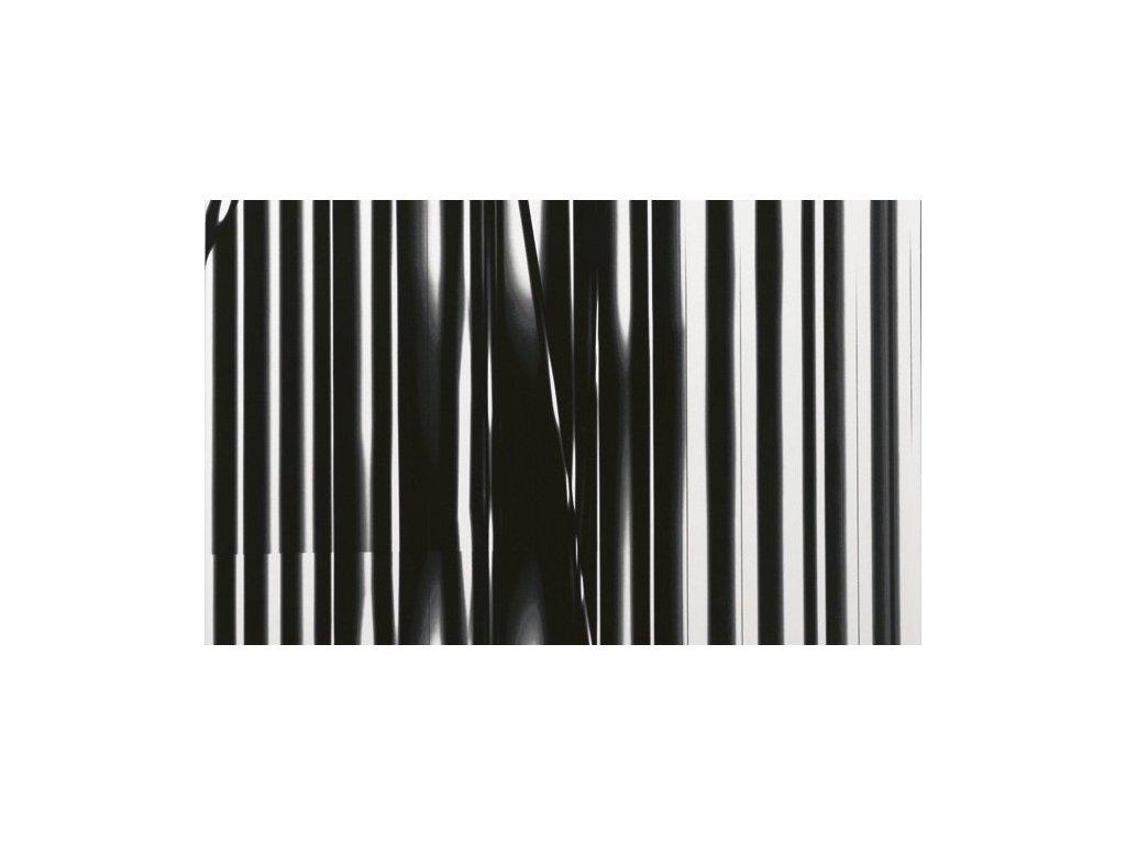 INKA odkladná keramická deska 22x35,5cm, zebra