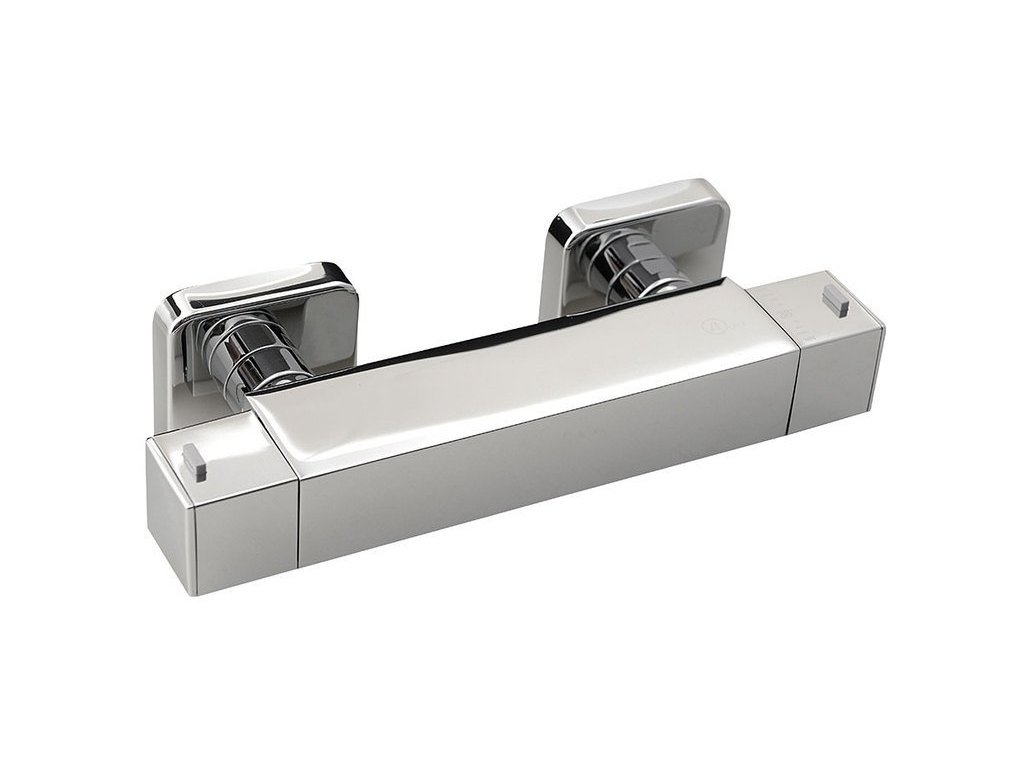 DIMY nástěnná sprchová termostatická baterie, chrom