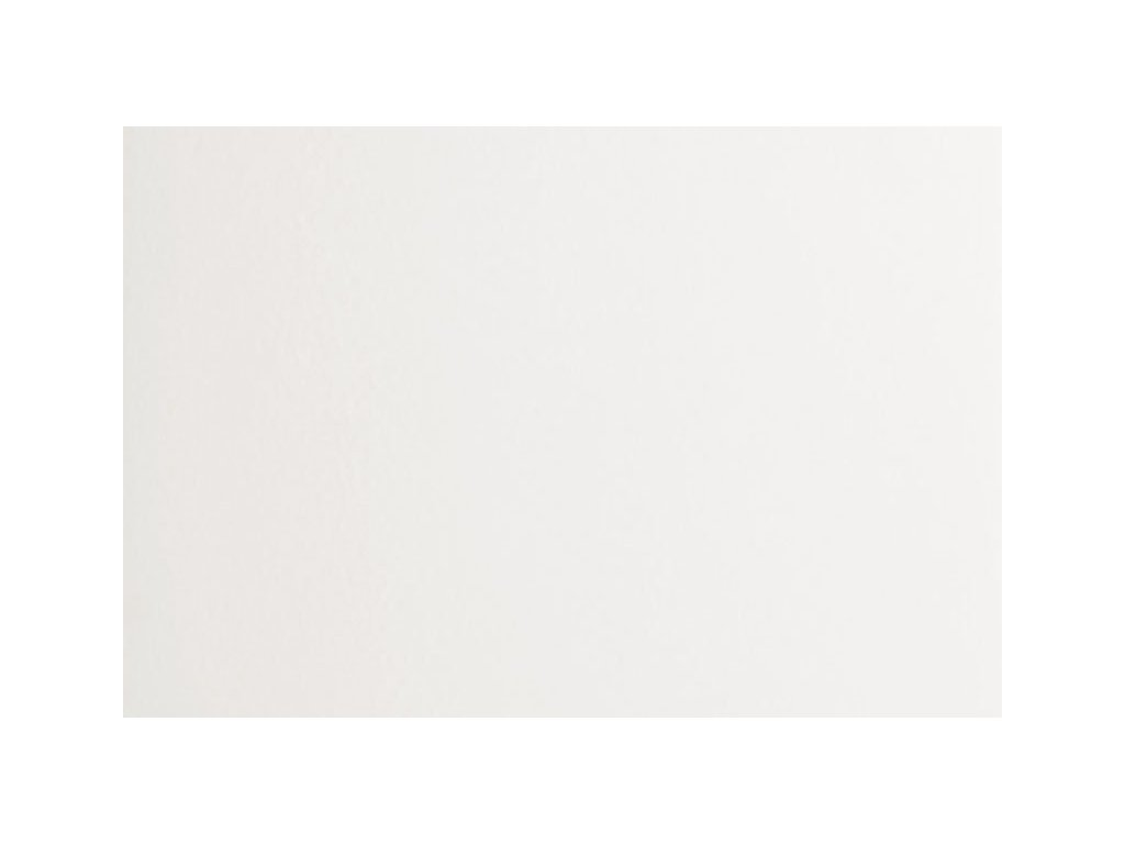 INKA odkladná keramická deska 52x35,5cm, bílá