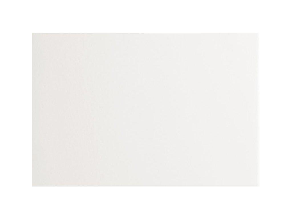 INKA odkladná keramická deska 52x35,5cm, bílá mat