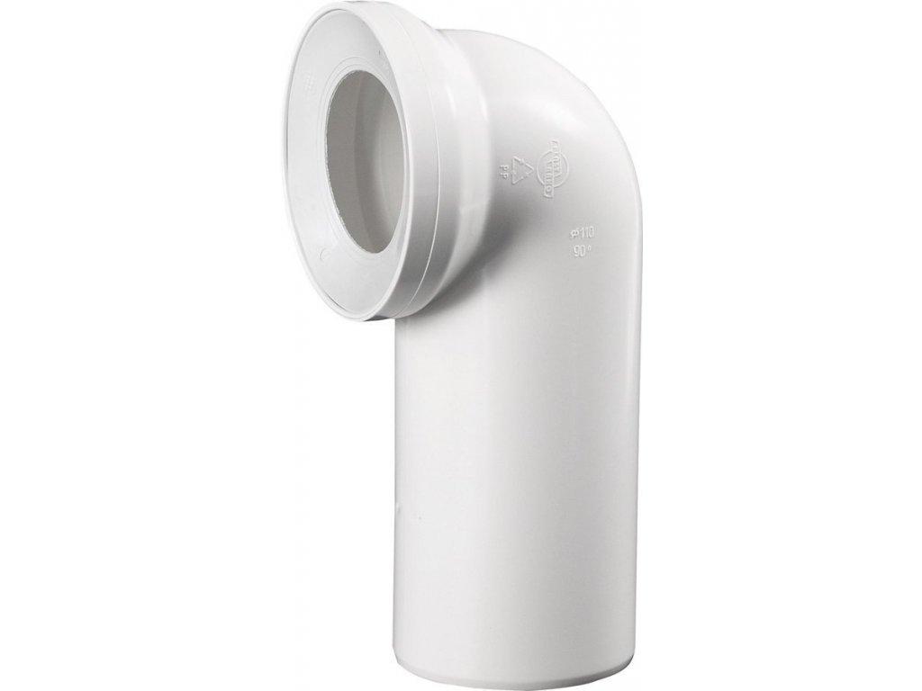 Koleno k WC odpadní 90