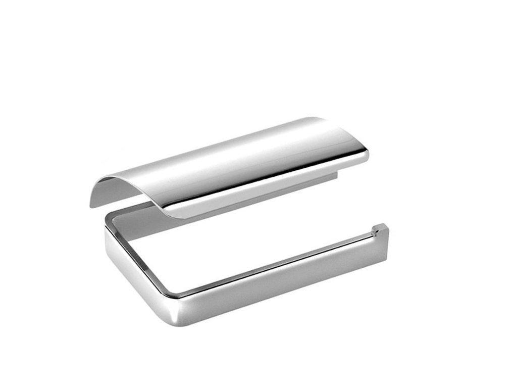 EVEREST držák toaletního papíru s krytem, chrom