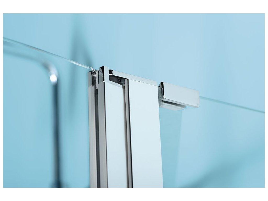 ZOOM LINE sprchové dveře 1300mm, čiré sklo