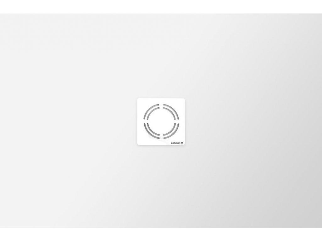 FLEXIA vanička z litého mramoru s možností úpravy rozměru, 120x80x3cm
