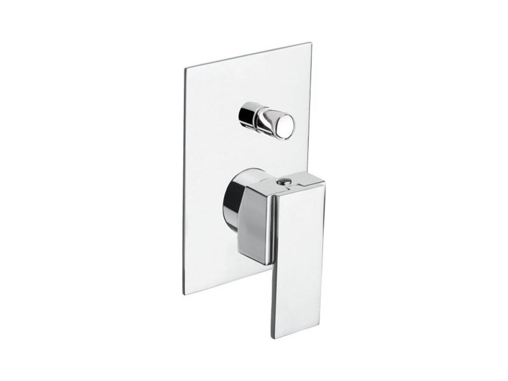MASTERMAX podomítková sprchová baterie, 2 výstupy, chrom