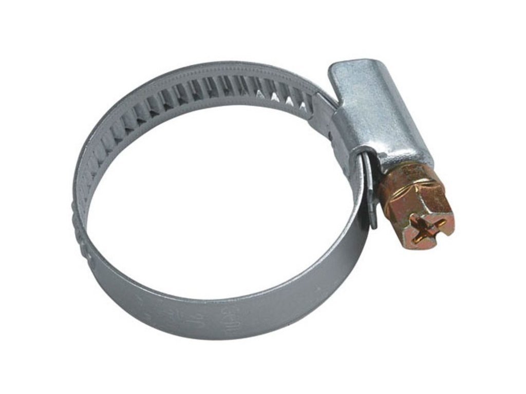 Kovová hadicová spona 32-50mm