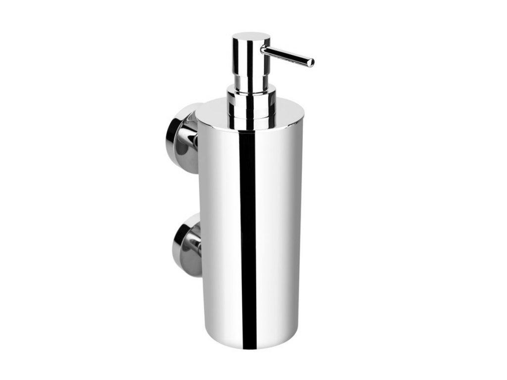 X-ROUND dávkovač mýdla 550ml, chrom