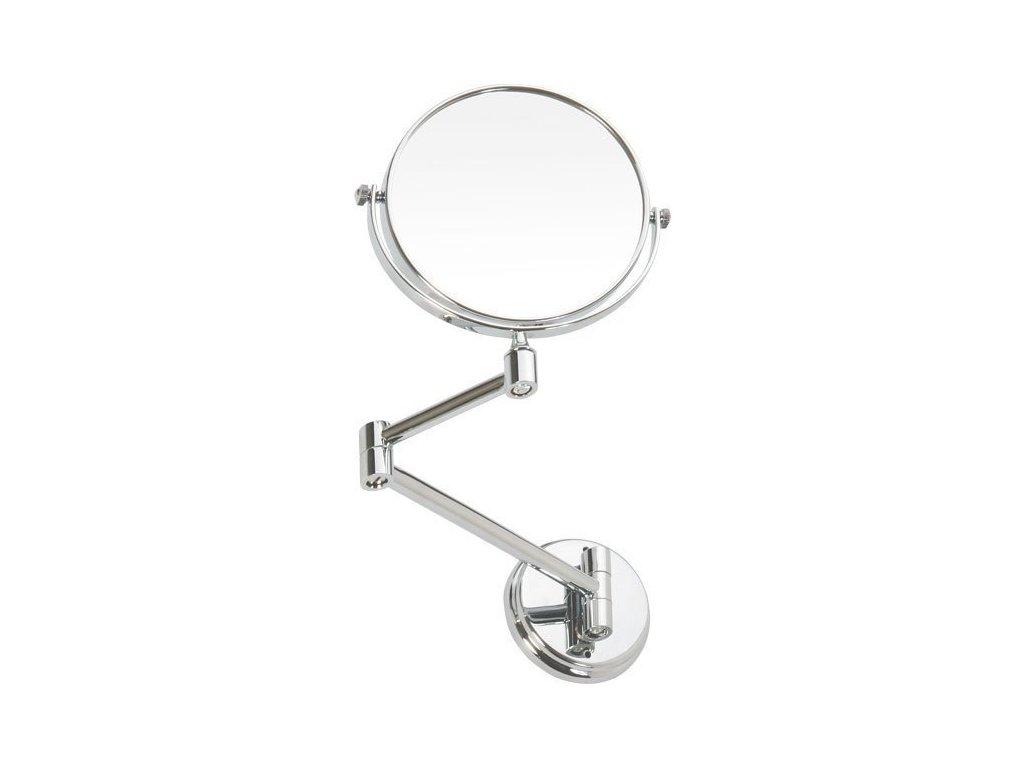 X-ROUND E závěsné kosmetické zrcátko průměr 150mm, chrom