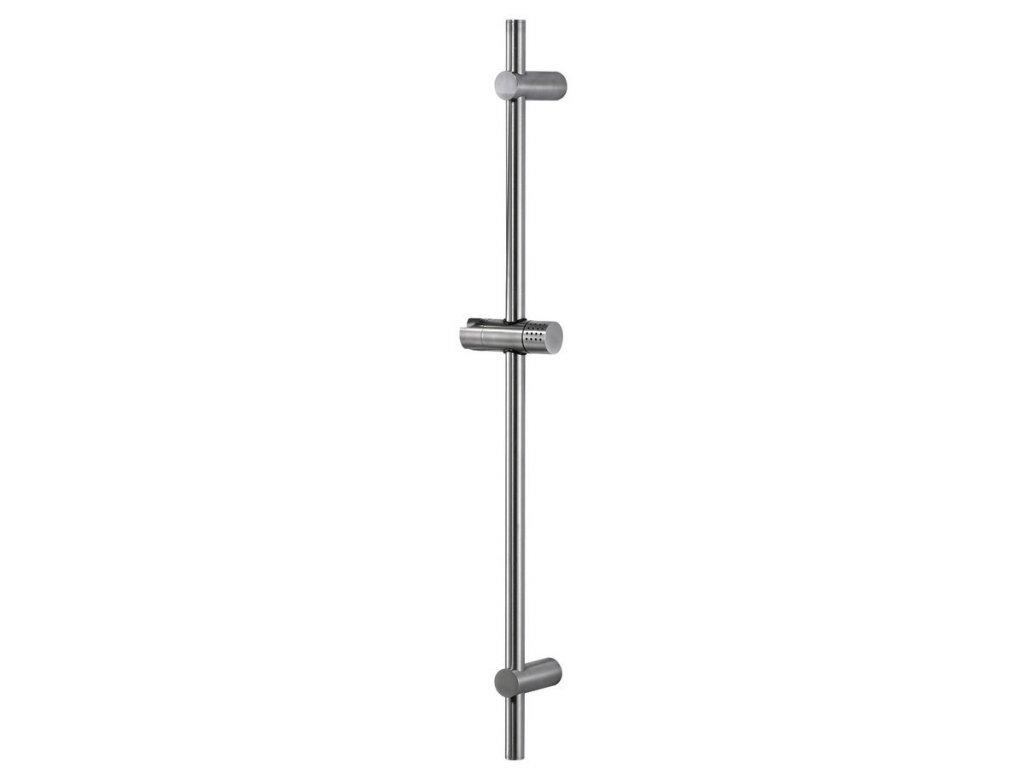 MINIMAL sprchová tyč s posuvným jezdcem, 700mm, nerez