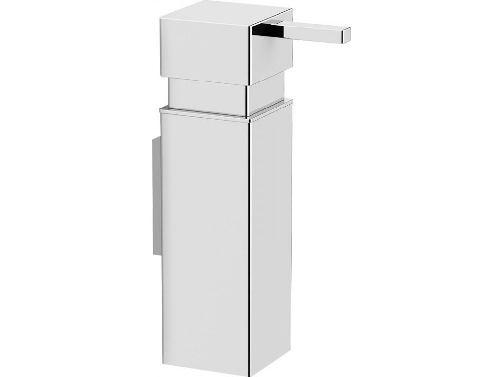 QUELLA dávkovač mýdla 150ml, systém uchycení Lift a Clean, chrom