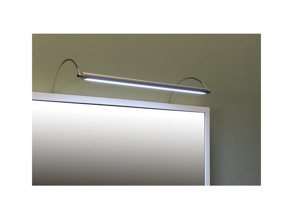 FROMT LED nástěnné svítidlo 47cm 7W, hliník