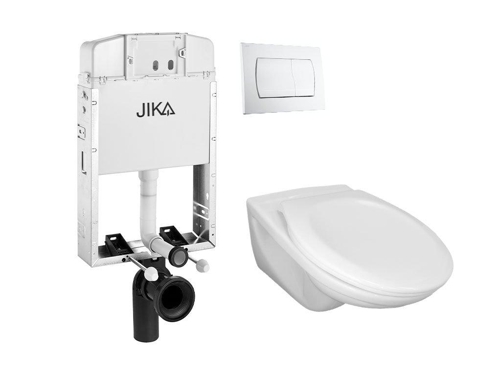 WC SADA JIKA zavesne WC Euriline od Cravt koupelny Tabor