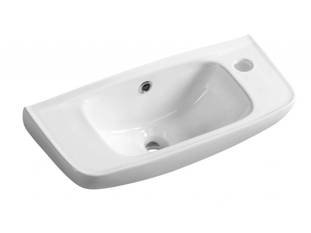 Keramické umývátko 51x22cm