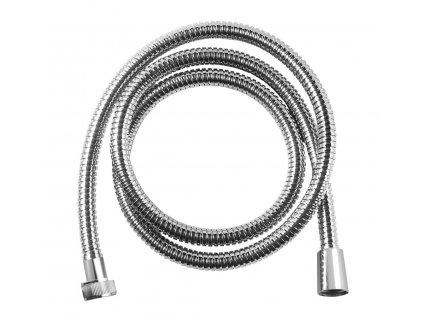FLEX sprchová nerezová hadice s dvojitým zámkem, 150 cm