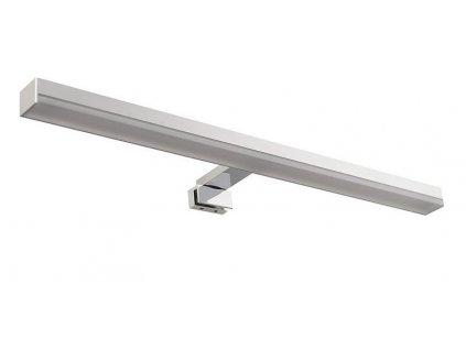 ALBA 4 LED svítidlo, 500x30x120mm, 6W, 230V, chrom