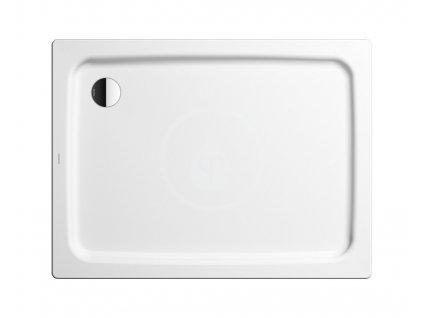 Obdélníková sprchová vanička Duschplan 415-1, 700x1200 mm, bez polystyrénového nosiče, bílá