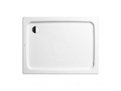 Sprchová vanička Duschplan 419-1, 1100x900 mm, Perl-Effekt, bez polystyrénového nosiče, bílá