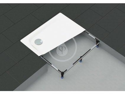 Instalační rám FR 5300 Plus, pro vaničky 1200x1200 mm