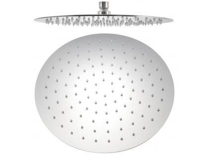MINIMAL hlavová sprcha, průměr 300mm, tloušťka 5mm, nerez