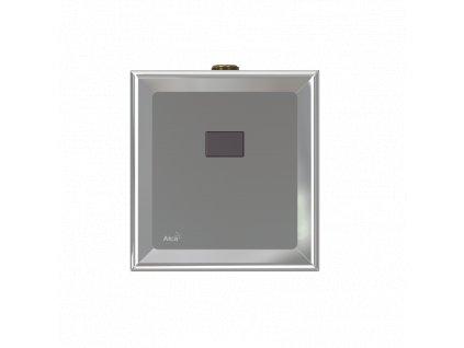 Automatický splachovač pisoáru, chrom, 12 V (napájení ze sítě)