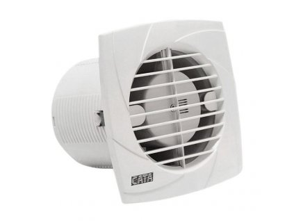 B-12 PLUS koupelnový ventilátor, 20W, potrubí 120mm, bílá