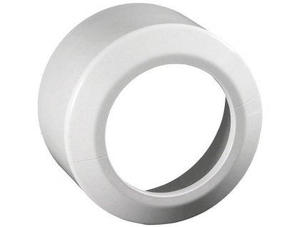 Krycí rozeta napojení WC, průměr 110, výška 100 mm